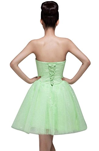 Drasawee - Robe - Bandeau - Femme Vert - Vert