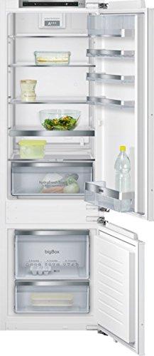 Siemens KI87SAD40 iQ500 Einbau-Kühl-Gefrier-Kombination  A  Kühlen: 208 L  Gefrieren: 61 L  SuperFreezing  SuperCooling  Flachschanier