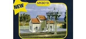 M.K.D. - MK8019 - Modélisme - Sablerie, Huilerie et Distributeur de T.I.A