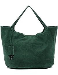 ed4964a6794d BACCINI large tote bag   shoulder bag - handbag SELMA with keyring - women`s