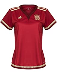 Adidas FEF W H JSY WC T-shirt pour femme Rouge/blanc/or