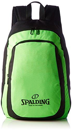 Spalding Tasche backpack essential, grün/schwarz, 44 x 30 x 13 cm, 20 Liter, 300451907