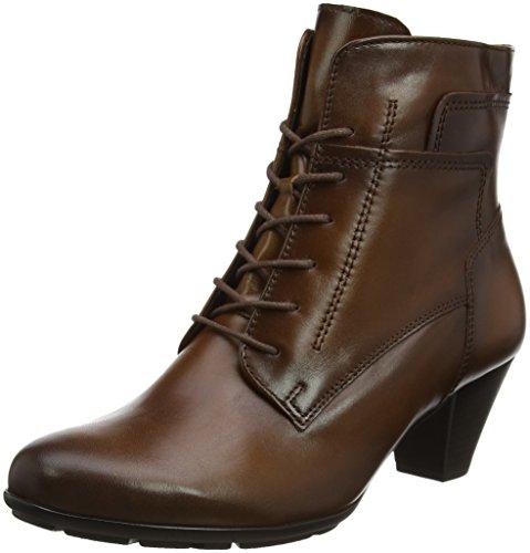 Gabor Shoes Damen Basic Stiefel, Braun (22 Sattel (Effekt), 37 EU