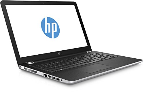 HP 15 bs006ng 1UR03EA 396 cm 156 Zoll FHD Laptop Intel center i7 7500U 8GB RAM 1 TB HDD 256GB SSD AMD Radeon 530 Grafikkarte Windows 10 property 64 silber schwarz Notebooks