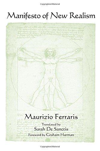 Manifesto of New Realism (SUNY Series in Contemporary Italian Philosophy) by Maurizio Ferraris (2014-12-01)