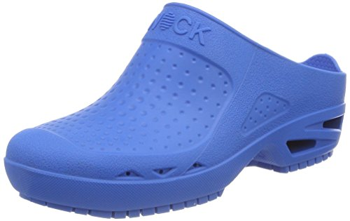 WOCK Bloc, Zuecos Unisex Adulto, Azul Medium Blue
