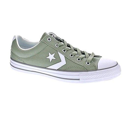 Converse Herren Schuhe Chucks Chuck Taylor Star Player Ox Grün Sneakers Grün Größe 43