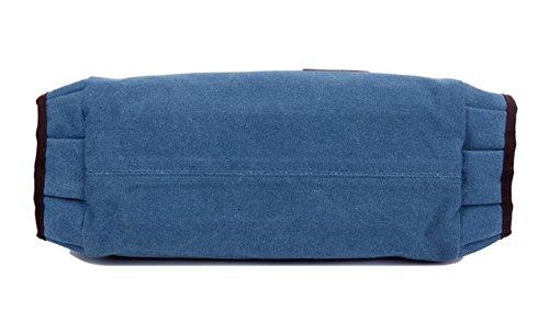 Longzibog Dual verstellbare Schultergurte und Hängeschlaufenband 2016 Neue Simple Style Fashion Tote Top Handle Schulter Umhängetasche Satchel Braun