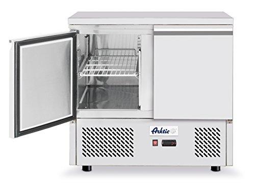 Hendi 232019 Kühltisch Zweitürig Kitchen Line