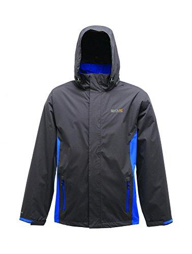 RegattaMen'Matt s Jacket grau - Iron/Oxford Blue