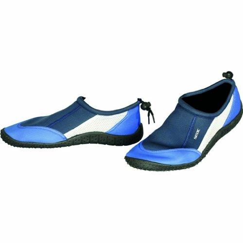 Seac Zapatos REEF - Zapatos para deportes acuáticos, multicolor, talla 40