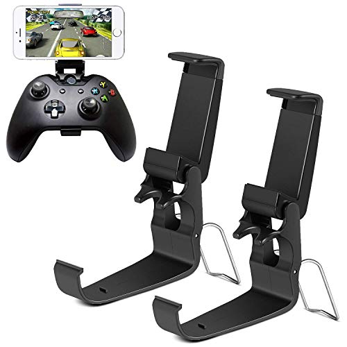 HJD Store 2Pack Xbox One Controller Game Clip Soporte