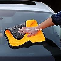 Homeve - Toalla de Microfibra para Lavado de Coche para Skoda Octavia Chevrolet Captiva Mercedes Mazda
