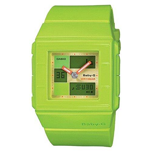 Casio Uhr mit japanischen Quarz Bewegung bga-200–3Lima 37.00mm