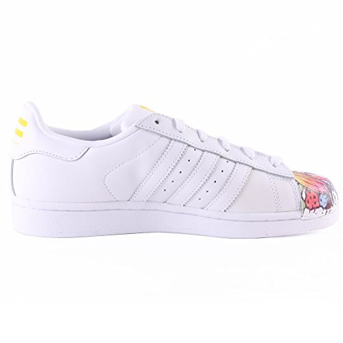 adidas ,  Herren Superstar 1 MR Sport Shell Toe Weiß/Rot