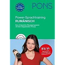 PONS Power-Sprachtraining Rumänisch: Das erfolgreiche Übungsprogramm - Wortschatz, Grammatik, Kommunikation lernen und üben