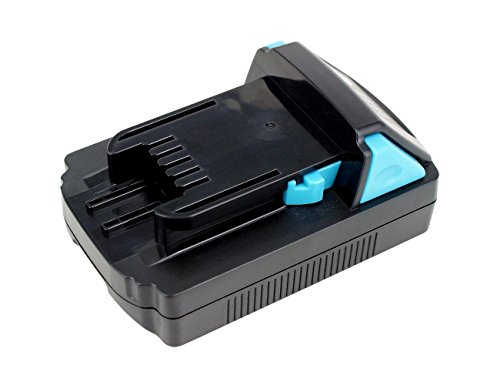 Preisvergleich Produktbild PowerSmart® 1500mAh Li-Ion 18V Akku für MILWAUKEE 2610-24, 2611-20, 2615-20, 2615-21CT, 2620-20, 2629-20, 2630-20, 2645-20, 2650, 2650-22, 2651-22, 2652-22, 2653-22CT, 2654-22CT, 2662-20, 2663-20