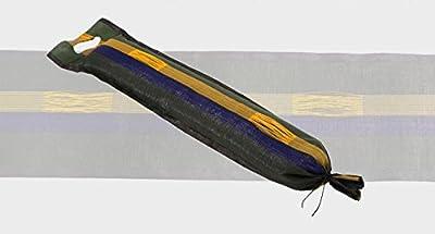 ARNDT Hochwasserschutz EASY Sandsack mit Zugband grün mit Griff 25 x 100 cm
