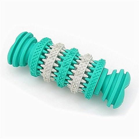 petfun Knochen Form Extreme starken Zahnen Gummi Spielzeug erhältlich für schwere Beißer, kleine und große optional Größen