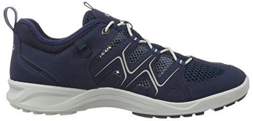 Ecco Terracruise, Chaussures Multisport Outdoor Homme Blau (58933TRUE NAVY/TRUE NAVY/CONCRETE)