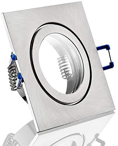 Foco pared instalación lámpara aluminio-fundido
