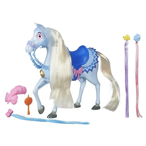 Hasbro Disney Prinzessin B5306ES0 - Disney Prinzessin märchenhaftes Pferd Major, Puppe