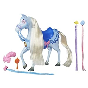 Hasbro Disney Princess B5306ES0 - Disney Princess Caballo Cuento Major, muñeca