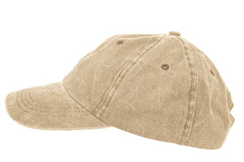 Fenside Country Clothing A162 - Relaxed Baseball Cap (Sand)