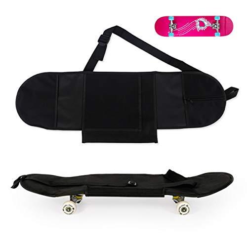 Grist CC Sport Skateboard-Tragetasche Tasche Deck Schalten Rucksack 83 * 25 cm / 32 * 10 Zoll (Skateboard Penny Tasche)