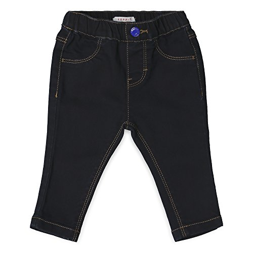 ESPRIT Baby-Jungen Jeans RJ22042 Blau (Dark Indigo Denim 461), 62 (Taille-washed Jeans)