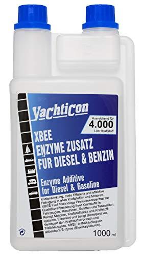 Yachticon XBEE Enzyme Zusatz für Diesel & Benzin - 1000ml