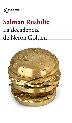 La decadencia de Nerón Golden eBook: Rushdie, Salman, Calvo ...