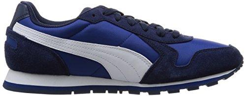 Puma Unisex-Erwachsene St Runner Nl Low-Top, Limoges-White Blau (limoges-white 23)
