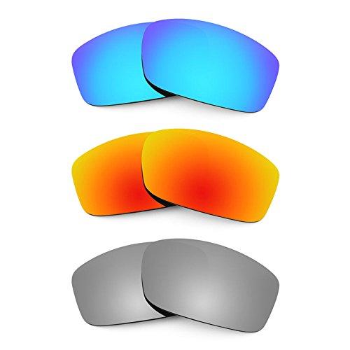 Revant Ersatzlinsen für Costa Caballito Polarisiert 3 Paar Kombipack K014