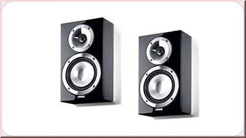 Kanton 03121Lautsprecher für MP3& iPod schwarz