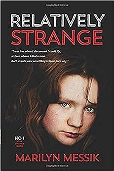 Book cover image for relatively strange (strange series book 1)