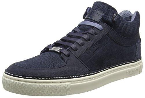 Ted Baker Komett, Sneakers Hautes Homme Bleu (Dark Blue)