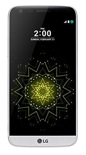 LG G5 H850 32GB 4G Plata - Smartphone (SIM única, Android, NanoSIM, GSM, HSDPA, HSUPA, UMTS, LTE)