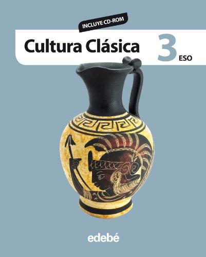 Cultura Clásica 3 - 9788423697465