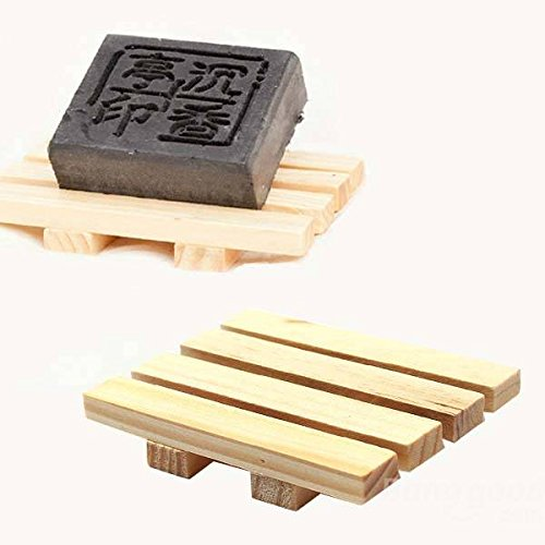 Calli Simplicity Soap Holder Natural Wooden Soap Box