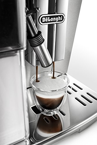 41ooJj aMuL - De'Longhi Primadonna S Evo, Fully Automatic Bean to Cup Coffee Machine, Espresso and Cappuccino Maker,Stainless Steel…