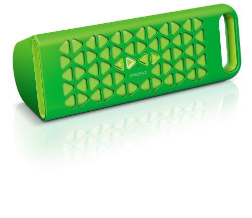 Creative MuVo 10 Mobiler Bluetooth-Lautsprecher - Video