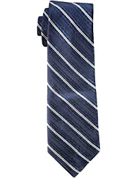 Haggar Men's Big-Tall Stripe Necktie - Extra Long