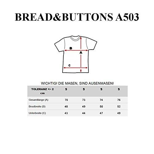 BOLF Herren Poloshirt T-Shirt Men Classic Print Kurzarm Party Mix 3C3 Motiv Grau_A503