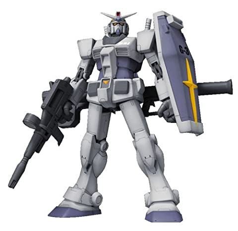 Figurine Gundam RX-78-3 G3 Gundam Extended Mobile Suit in Action