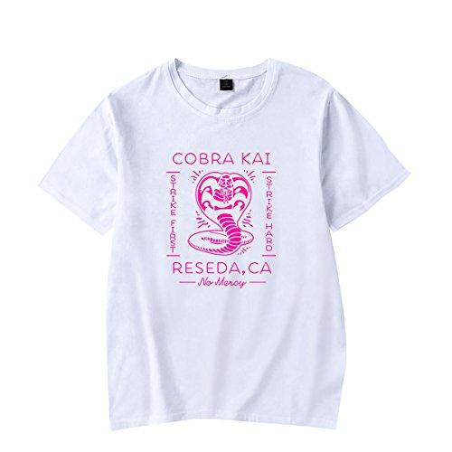 41ooMsCJbUL - Camiseta Cobra Kai Reseda unisex