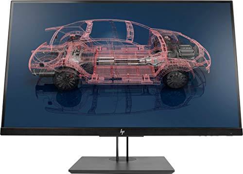 HP Z27n G2 (27 Zoll / QHD) Business Monitor (DVI-D, HDMI, DisplayPort, USB 3.0, USB-C, Audio Out, Reaktionszeit 5ms, 60Hz) schwarz