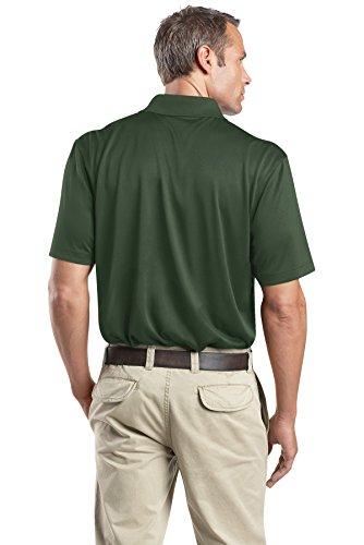 Cornerstone–Select snag-proof Polo Shirt. CS412 Dunkelgrün