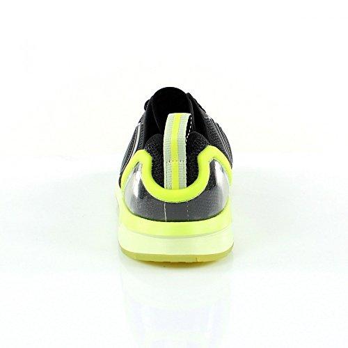adidas ZX Flux ADV, Chaussures de Running Compétition Homme Noir
