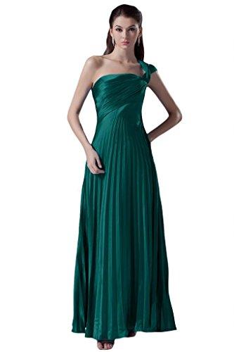 Sunvary Vintage spalle e corsetto Fodero in madreperla, vestiti da sposa sirena Ink Blue